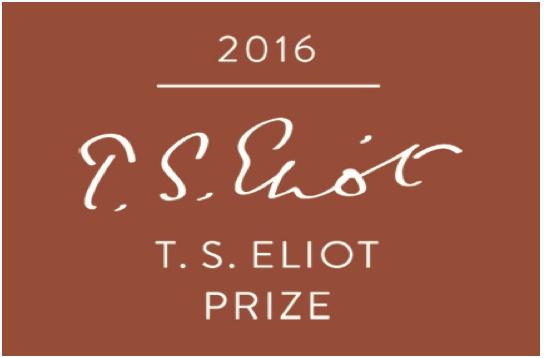 2016 T S Eliot Prize logo
