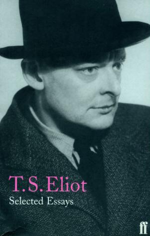 t s eliot religion and literature essay